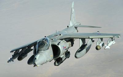 Harrier Jump Jet wallpaper