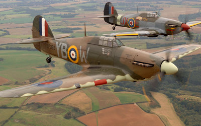 Hawker Hurricane wallpaper