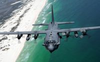 Lockheed AC-130H Spectre wallpaper 1920x1200 jpg