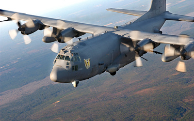 Lockheed AC-130H Spectre [2] wallpaper