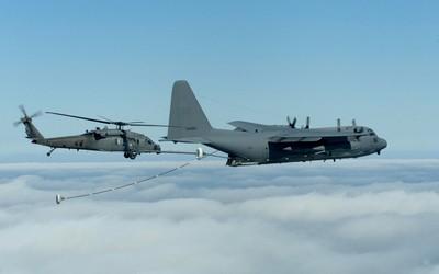 Lockheed C-130 Hercules [3] wallpaper