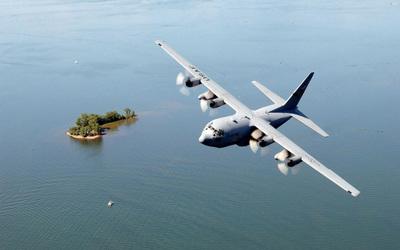 Lockheed C-130 Hercules [2] wallpaper