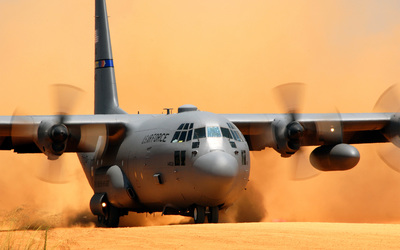 Lockheed C-130 Hercules wallpaper