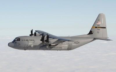 Lockheed C-130 Hercules from US Air Force wallpaper