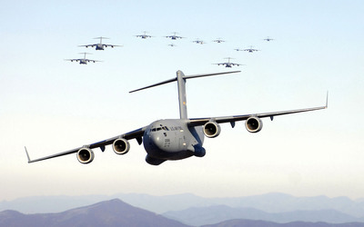 Lockheed C-5 Galaxy wallpaper