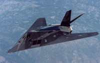Lockheed F-117 Nighthawk wallpaper 2560x1600 jpg