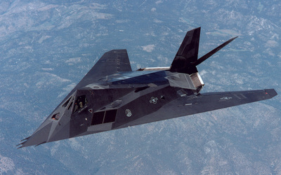 Lockheed F-117 Nighthawk wallpaper