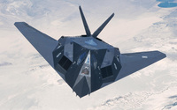 Lockheed F-117 Nighthawk [2] wallpaper 1920x1200 jpg