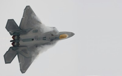 Lockheed Martin F-22 Raptor [6] wallpaper