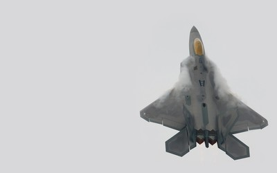 Lockheed Martin F-22 Raptor [8] wallpaper