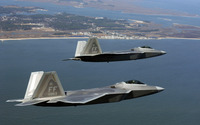 Lockheed Martin F-22 Raptor [7] wallpaper 1920x1200 jpg