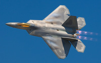 Lockheed Martin F-22 Raptor wallpaper 2560x1600 jpg