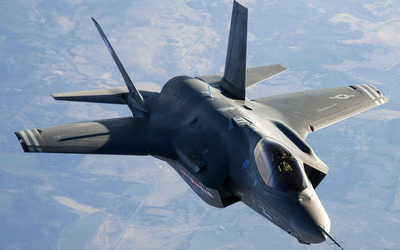 Lockheed Martin F-35 Lightning II [2] wallpaper