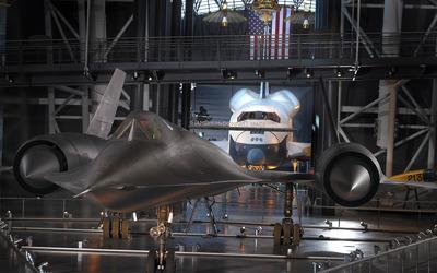 Lockheed SR-71 Blackbird [4] wallpaper