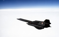 Lockheed SR-71 Blackbird [2] wallpaper 2560x1600 jpg