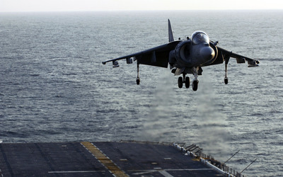 McDonnell Douglas AV-8B Harrier II [4] wallpaper