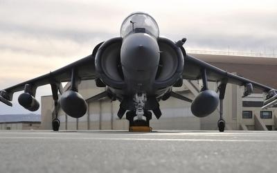 McDonnell Douglas AV-8B Harrier II [5] wallpaper