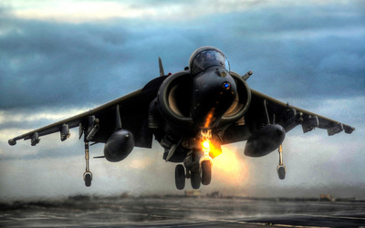 McDonnell Douglas AV-8B Harrier II wallpaper