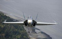 McDonnell Douglas CF-18 Hornet wallpaper 1920x1200 jpg