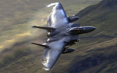 McDonnell Douglas F-15 Eagle [2] wallpaper