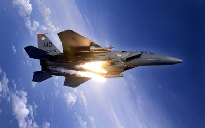 McDonnell Douglas F-15 Eagle [3] wallpaper