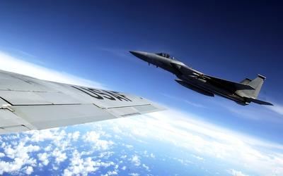 McDonnell Douglas F-15 Eagle [10] wallpaper