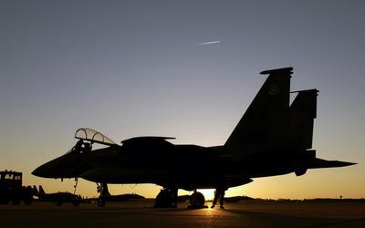 McDonnell Douglas F-15 Eagle [11] wallpaper