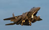 McDonnell Douglas F-15 Eagle [16] wallpaper 2560x1600 jpg