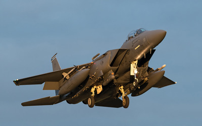 McDonnell Douglas F-15 Eagle [16] wallpaper