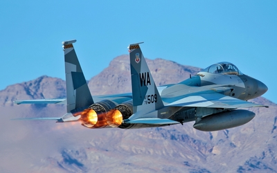 McDonnell Douglas F-15 Eagle [12] wallpaper
