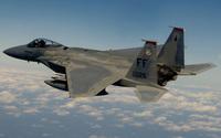 McDonnell Douglas F-15 Eagle [6] wallpaper 2560x1600 jpg