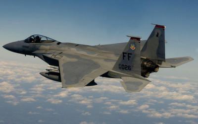 McDonnell Douglas F-15 Eagle [6] wallpaper