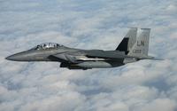 McDonnell Douglas F-15 Eagle [8] wallpaper 2560x1600 jpg