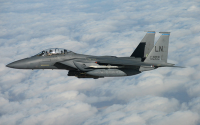 McDonnell Douglas F-15 Eagle [8] wallpaper