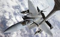 McDonnell Douglas F-15 Eagle [18] wallpaper 1920x1200 jpg