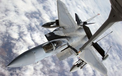 McDonnell Douglas F-15 Eagle [18] wallpaper