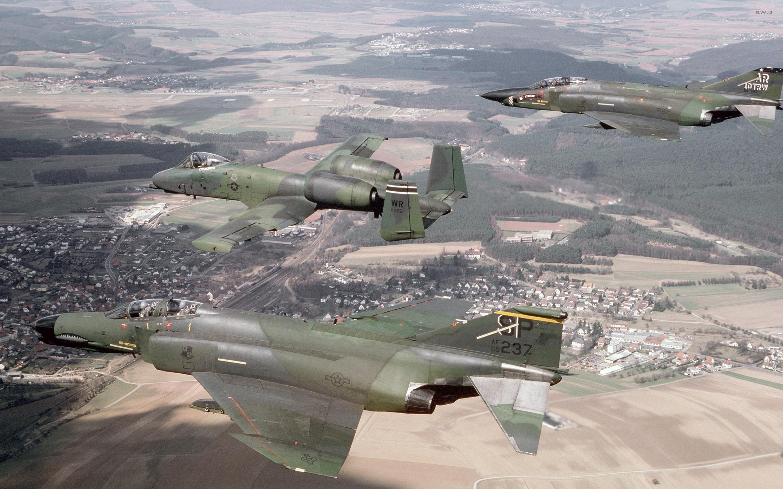 Mcdonnell Douglas F 4 Phantom Ii 3 Wallpaper Aircraft