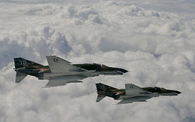 McDonnell Douglas F-4 Phantom II [4] wallpaper