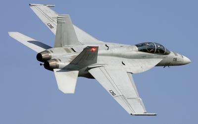 McDonnell Douglas F/A-18 Hornet [13] wallpaper