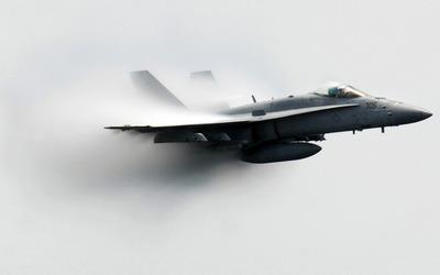 McDonnell Douglas F/A-18 Hornet [3] wallpaper
