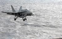 McDonnell Douglas F/A-18 Hornet [11] wallpaper 1920x1200 jpg