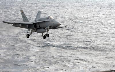 McDonnell Douglas F/A-18 Hornet [11] wallpaper