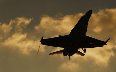 McDonnell Douglas F/A-18 Hornet [9] wallpaper