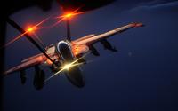 McDonnell Douglas FA-18 Hornet wallpaper 2880x1800 jpg