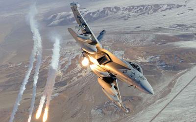 McDonnell Douglas F/A-18 Hornet wallpaper