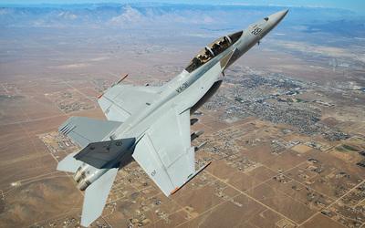 McDonnell Douglas F/A-18 Hornet [6] wallpaper
