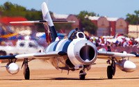 Mikoyan-Gurevich MiG-17 wallpaper 3840x2160 jpg