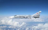 Sukhoi Su-24 wallpaper 1920x1200 jpg