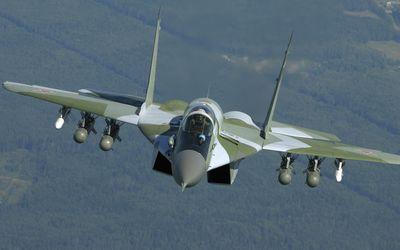 Mikoyan MiG-29 [6] wallpaper