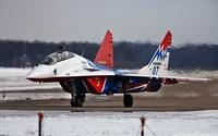 Mikoyan MiG-29 [7] wallpaper 1920x1200 jpg